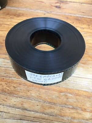 The Emperor's New Groove 35mm Movie Trailer (FLAT). 2000. Disney