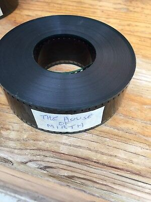 The House Of Mirth 35mm Movie Trailer (FLAT). 2000