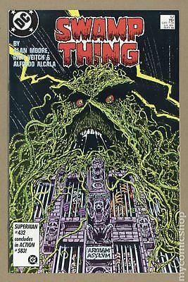Swamp Thing (2nd Series) #52 1986 VF 8.0