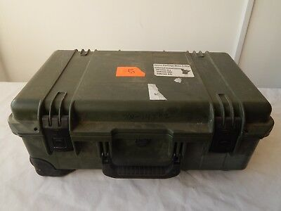 Peli Storm iM2500 Case, Retractable Handle, Wheels, Airline Size, Marked [TOS]