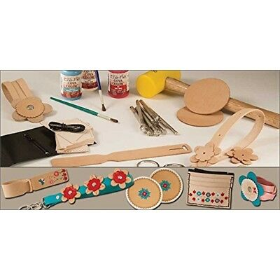 Tandy Leather Basic Stamping Leathercraft Set 2 55426-00