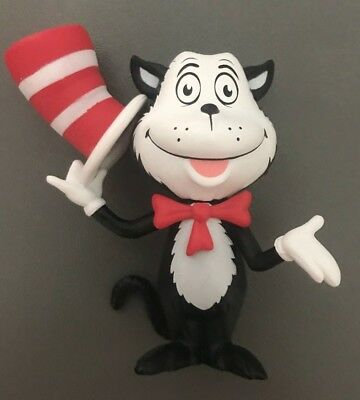New Funko Dr. Seuss Mystery Mini - Cat in the Hat w/ Hat Off Barnes & Noble Excl