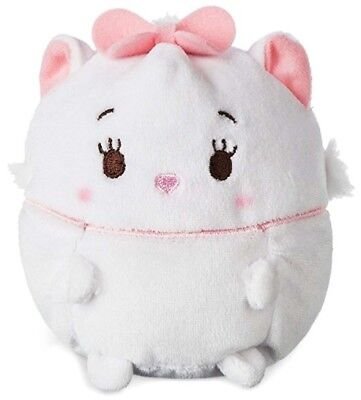 Disney Ufufy Marie Small Soft Toy Apple Blossom Scented BRAND NEW