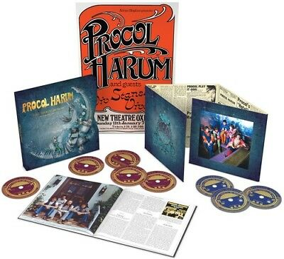 Procol Harum - Still There'll Be More: An Anthology 1967-2017 [New CD] With DVD,