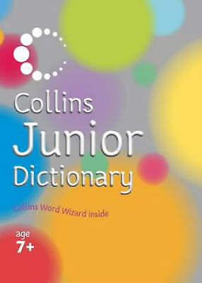 Collins Primary Dictionaries - Collins Junior Dictionary, Evelyn Goldsmith | Pap