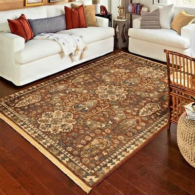 RUGS AREA RUGS CARPET 8x10 AREA RUG ORIENTAL LARGE LIVING ROOM ...