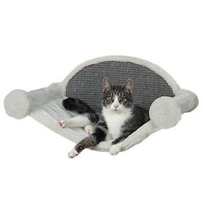 Trixie Hammock For Wall Mounting, 54 x 28 x 33cm -cm Cat Scratching Kitten