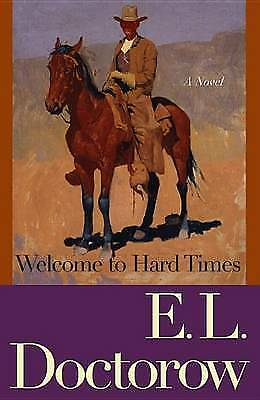 Welcome to Hard Times,PB,E. L. Doctorow - NEW