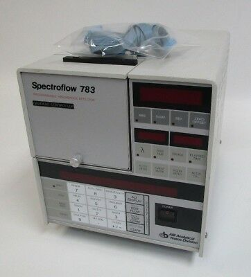 ABI Analytical Spectroflow 783 Programmable Absorbance Detector