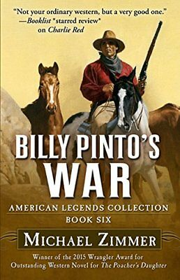 Billy Pinto's War,HB,Michael Zimmer - NEW