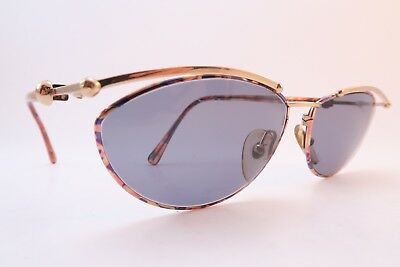 042cde807a Vintage 80s Paloma Picasso sunglasses Mod 3829 Col 48 60-15 made in Austria