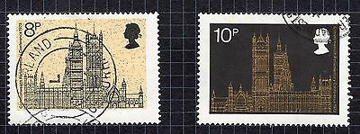 1973 19th Commonwealth Parliamentary Conf SG 939 - 40 Fine Used