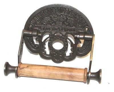 Victorian Toilet Roll Holder, Waterloo Toilet Roll Holder