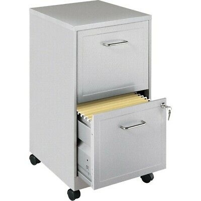 Lorell SOHO 18' 2-drawer Mobile File Cabinets, Other Color - LLR16873