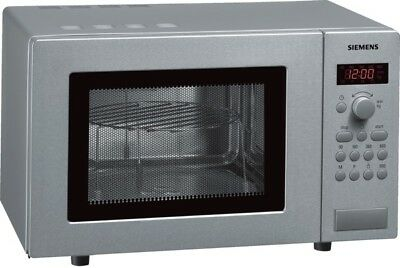 SIEMENS MICROWAVE WITH Grill - hf15g541 - Stainless Steel - £217.11 ...