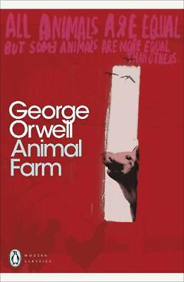 Animal Farm: A Fairy Story (Penguin Modern Class, George Orwell, Excellent