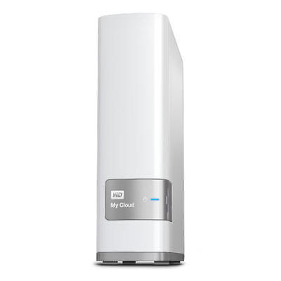 WD My Cloud 6TB WDBCTL0060HWT-AESN Personal Cloud Network Attached Storage