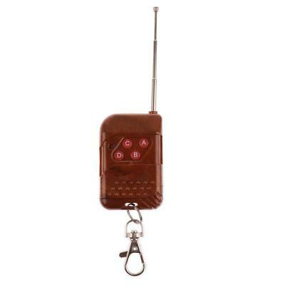 4 Buttons Wireless Remote Control ABCD 433MHZ Electric Gate Garage Door