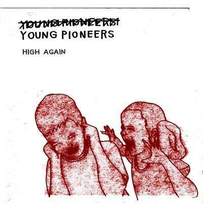 Young Pioneers - High Again Vinyl LP K Records NEU