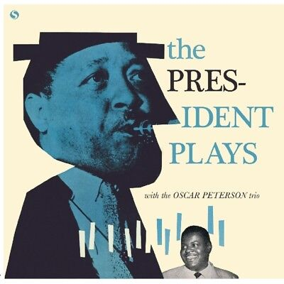 Lester Young - The President Plays with the Oscar Peterson Trio Vinyl LP Sp NEU