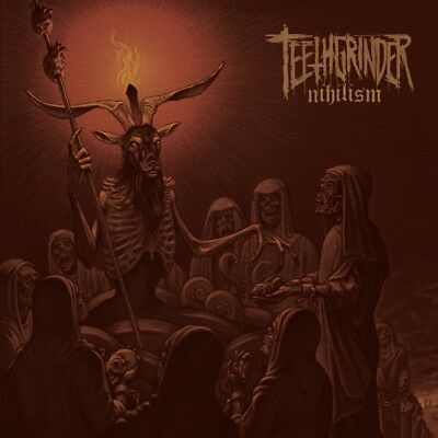 Teethgrinder - Nihilism (Ltd.Gatefold Vinyl) Vinyl LP Lifeforce NEU