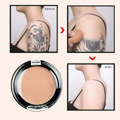 Make-Up Concealing Women's Natural Concealer Foundation Full Cover Cream