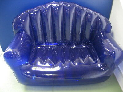 Aufblasbar Sofa Couch 2 Er   Super BIG Inflatable Sofa 2 Seater For 2 Person