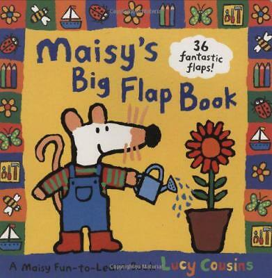 Maisy's Big Flap Book (Maisy) by Lucy Cousins | Hardcover Book | 9781406306880 |