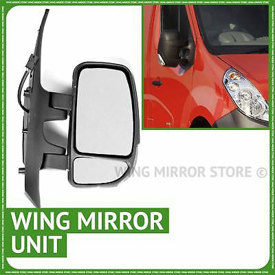 Right Driver side electric wing door mirror unit for Renault Old Master 2003-10