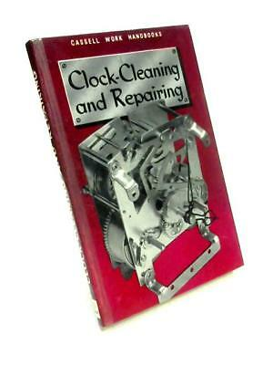 Clock Cleaning and Repairing (Ed. by B.E. Jones - 1970) (ID:68539)