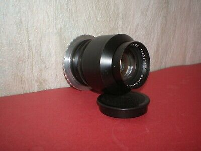 RARE German lens TEVIDON 1.8/50mm with M 4/3 bayonet of CARL ZEISS JENA DDR