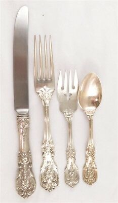 Francis I by Reed & Barton Sterling Silver 4 Piece Lunch Setting