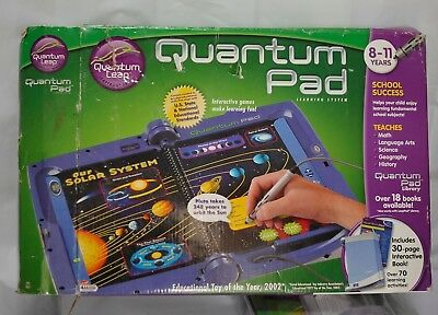 Leapfrog Quantum Leap Pad Learning System