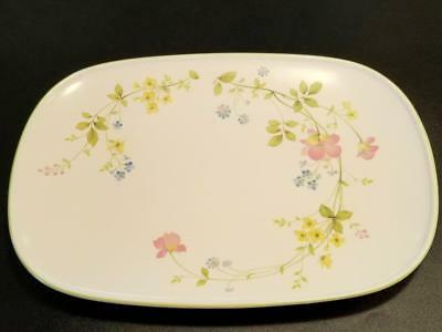 Noritake Progression China Clear Day Oval Serving Platter 13 inch 9080 # 1