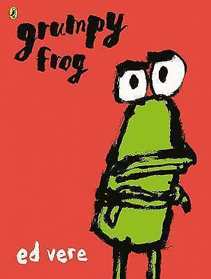 Grumpy Frog by Vere, Ed | Paperback Book | 9780141370118 | NEW