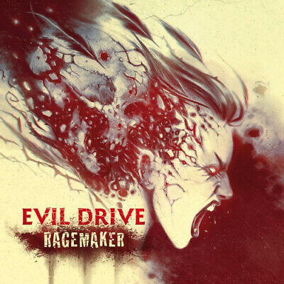 Evil Drive - Ragemaker (Ltd.Black Vinyl) Vinyl LP Reaper Entertainment Euro NEU