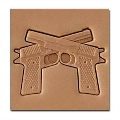 3d Stamping Tool Pistols - Craf Leather Stamp 869000