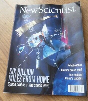 NEW SCIENTIST MAGAZINE*No. 2074 MARCH 22 1997*ENGLISH*WEEKLY*SCIENCE*