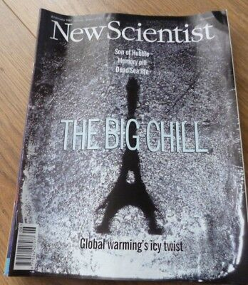 NEW SCIENTIST MAGAZINE*No. 2068 FEBRUARY 8 1997*ENGLISH*WEEKLY*SCIENCE*