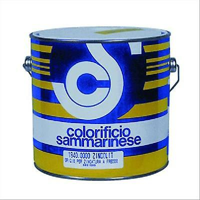 Colorificio Sammarinese Cs Antirug. Zincolit Lt 2,5