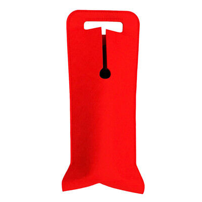 Deluxe Red Wine Water Bottle Holder Bag Carrier Cooler Protective Insulator