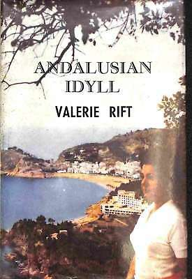 Andalusian idyll, Rift, Valerie, Good Condition Book, ISBN