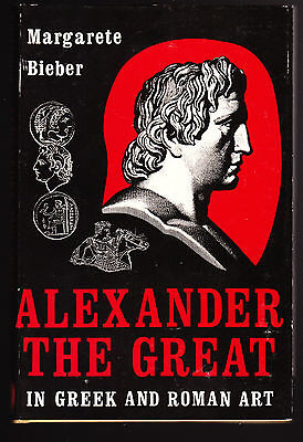 Vintage Alexander The Great In Greek And Roman Art Margarete Bieber 1964