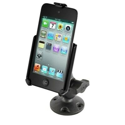 Short Flat Surface Drill Down Mount Kit Fits Apple iPod touch 4th Generation