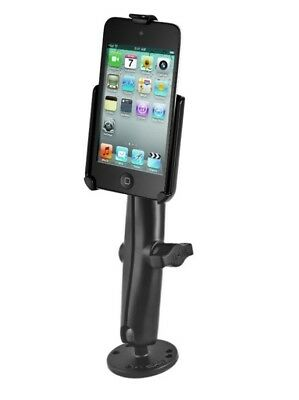 Flat Surface Long Arm Drill Down Mount Kit fits Apple iPod touch 4th Generation