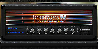 Plugin Alliance Brainworx bx_rockrack Pro V2 plugin VST AU AAX