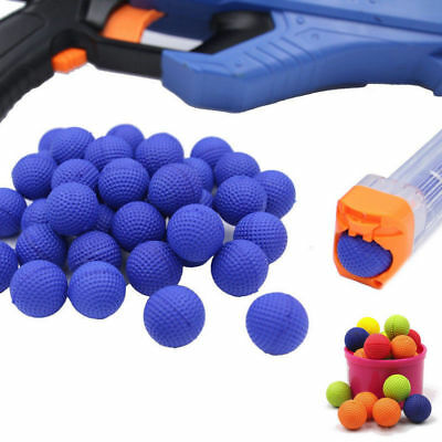 100Pcs/500Pcs Wholesale Balls For Nerf Rival Zeus Apollo Refill Gun Bullet Toys