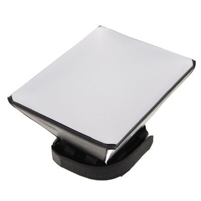 Easy Storage Folds flat Flash Diffuser Soft Cover for SLR Camera