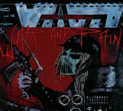 Voivod - War and Pain CD Music For Nations NEW