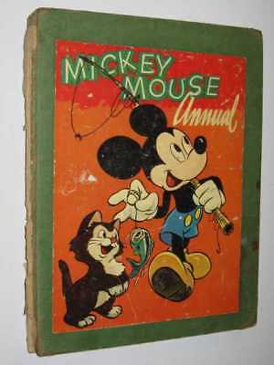 Micky Mouse Annual 1948 - 1948 Hardcover Dean